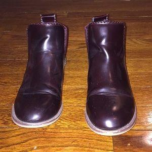Zara Chelsea style shoes.